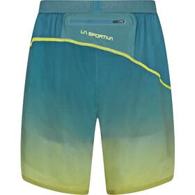 La Sportiva Medal Shorts Men pine/kiwi